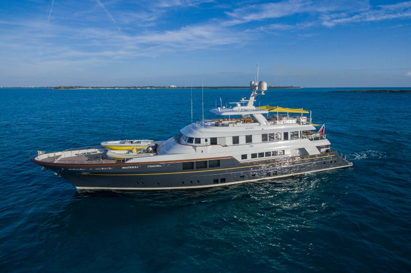 SOLD: 45M MOTOR YACHT SCOUT