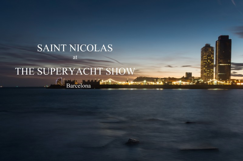 SAINT NICOLAS at The Superyacht Show
