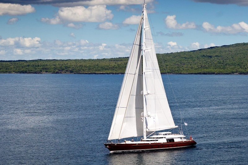 PRICE REDUCTION ON S/Y GEORGIA