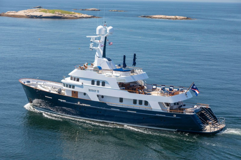 USD 3 MILLION PRICE REDUCTION ON SCOUT II